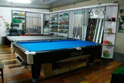 杭州健乐台球桌厂
