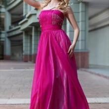 供应酒红色礼服长款伴娘礼服结婚礼服多丽琦诚招网店代理批发