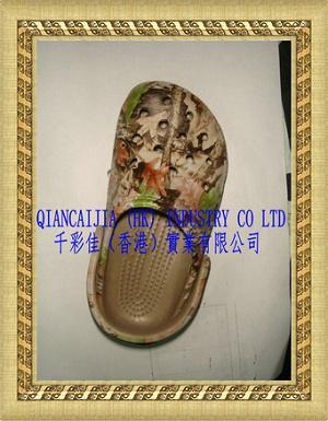 提供鞋材水转印加工