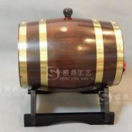 20L红酒桶木制酒酒桶橡木桶图片