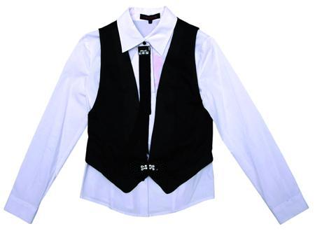 供应男女士西装 衬衣 马甲