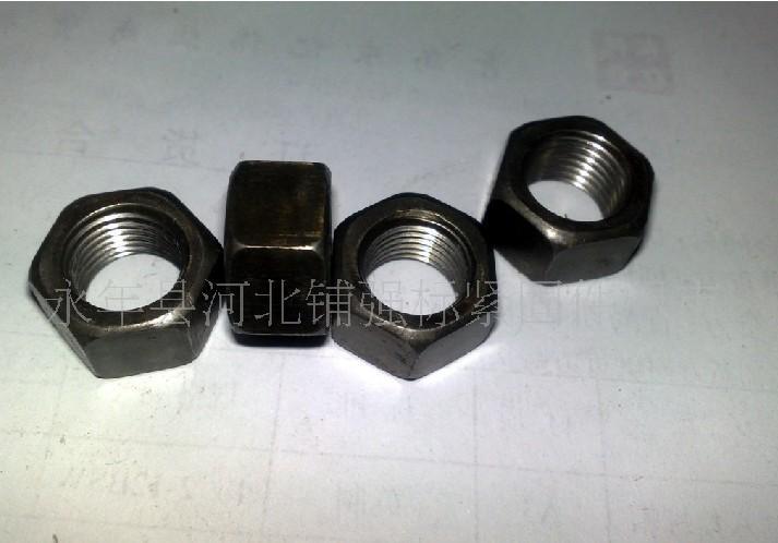 供应M12扣件螺母,建筑扣件用螺母