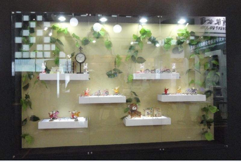供应温州装潢设计展柜设计施工 2018年中国电器文化节特装搭建