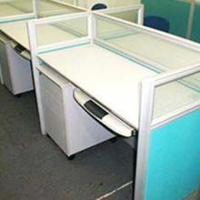供应订做办公室隔断办公桌