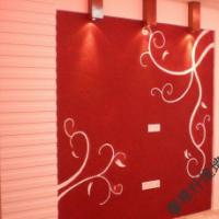 供应墙衣材料/墙衣效果/墙衣图案/墙衣