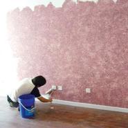 墙衣设备/墙衣原料/墙衣胶粉图片
