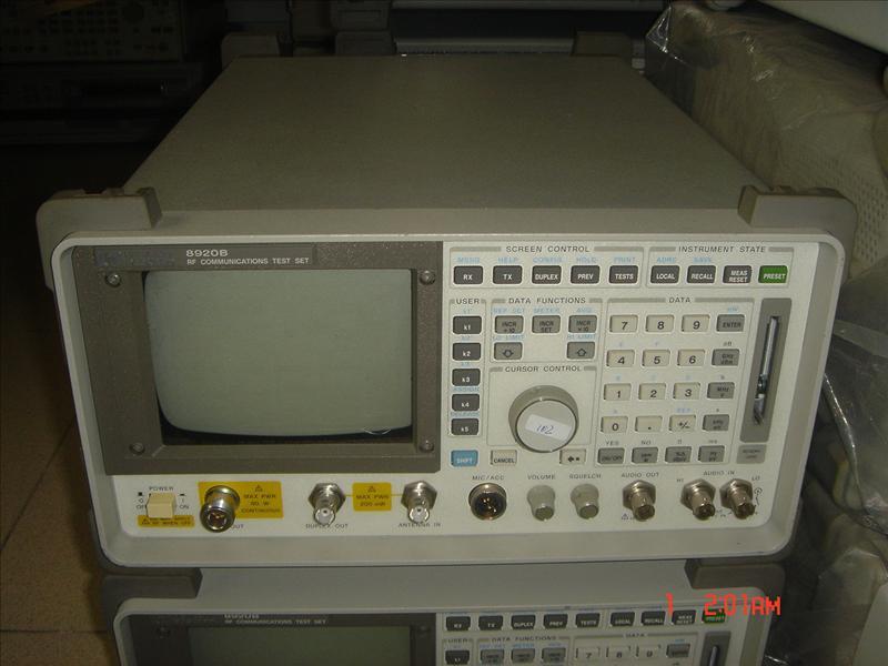 供应二手惠普HP-8920B综合测试仪