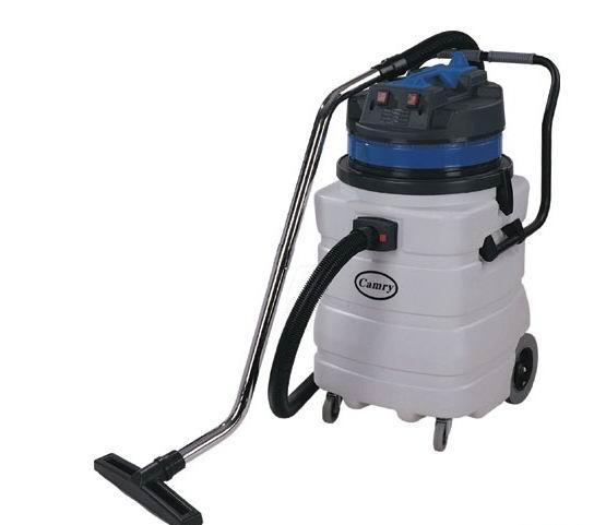 供应嘉美90升双马达吸尘吸水机/大功率吸尘器/大功率吸水机