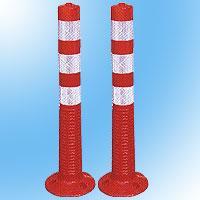 供应柔性柱反光柱图片