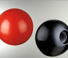 供应橡胶配件手球生产厂家