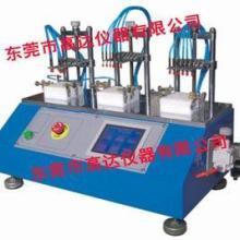 供应气动式按键寿命试验机