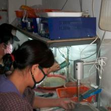 供应天津SJ-2000超声波玻璃品打孔机