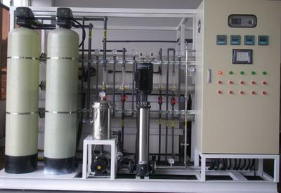 医药保健/生物工程超纯水设备