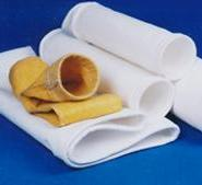 长乐涤纶针刺毡覆膜布袋图片