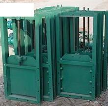 生产手动流量控制插板阀 电动流量控制插板阀 气动流量控制插板阀价格