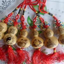 山东聊城彩绘葫芦批发 葫芦种植基地 东方神画工艺品图片