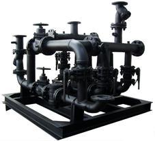 高层供暖增压设备图片