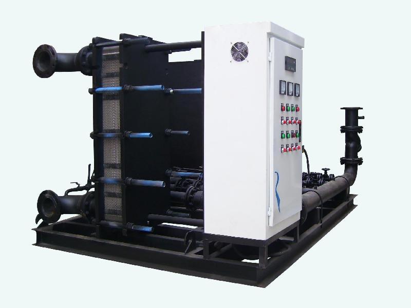 供应山西智能板式换热机组3