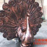 供应园林铜雕塑孔雀,城市雕塑,广场铜雕塑,园林雕塑,动物铜雕塑