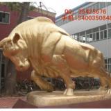 供应大型铜牛,铜雕塑牛,华尔街牛,开荒牛,铜牛制作,动物铜雕塑,