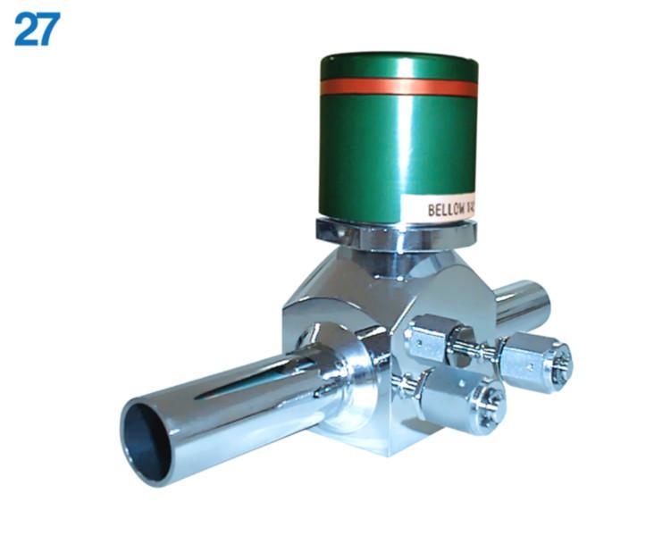 flowlink手动2通1焊接接头波管阀图片