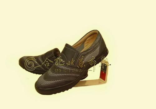 合记老北京布鞋千层底女鞋休闲男鞋图片