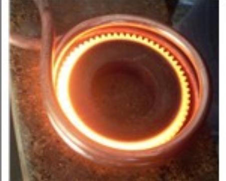 小模数链轮淬火设备