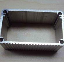 供应观澜灯具铝型材散热外壳铝型材批发