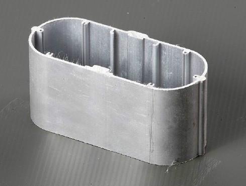 供应黄江机械配件铝型材家具折弯铝型材