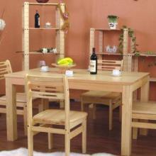 供应松木餐椅/木面餐桌厂方直销