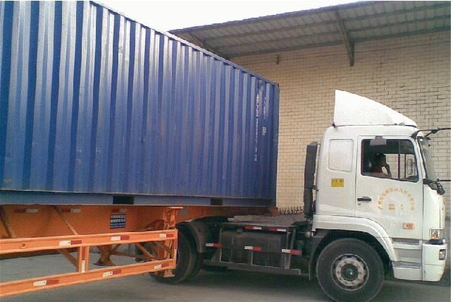 供应青岛港散货集装箱车队
