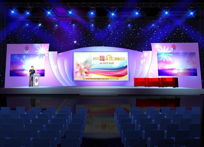 广州大型晚会策划公司图片