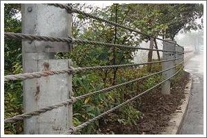 供应绳索护栏绳索护栏