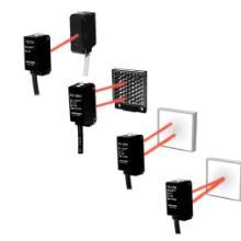 回归反射性方形光电传感器光电开关韩国品牌光电开关批发