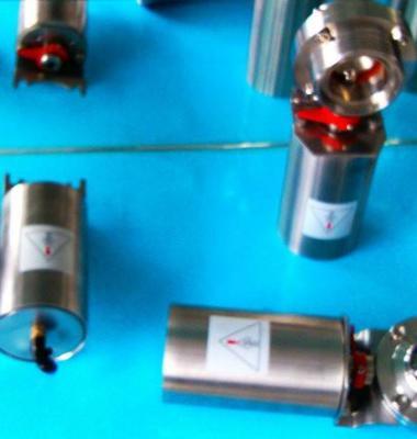 卫生级气动蝶阀图片/卫生级气动蝶阀样板图 (3)