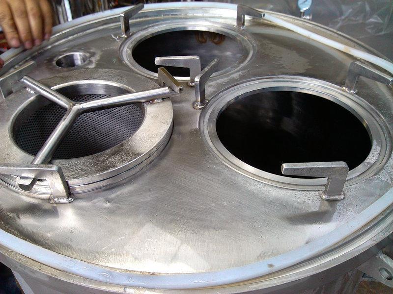 供应不锈钢多袋式过滤器
