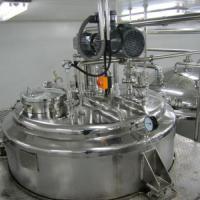 供应稀配罐、结晶罐、浓配罐、提取罐