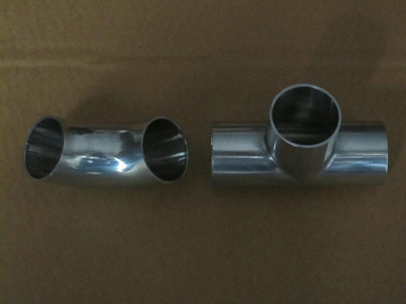 供应三通、焊接三通、快装三通、卫生级三通