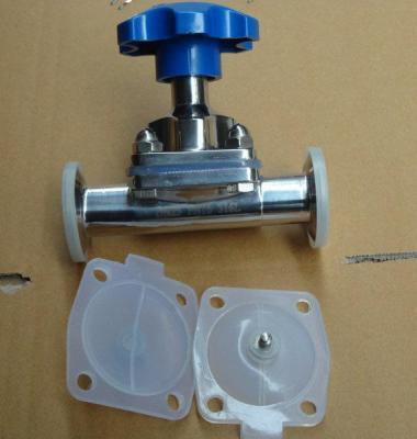 卫生级隔膜阀图片/卫生级隔膜阀样板图 (1)