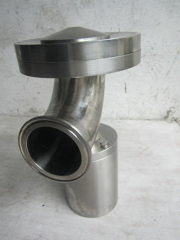 气动放料阀图片/气动放料阀样板图 (3)