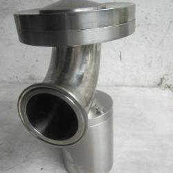 供应不鏽鋼底閥、不鏽鋼罐底閥、气动罐底閥