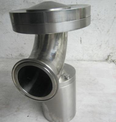 气动罐底阀图片/气动罐底阀样板图 (3)