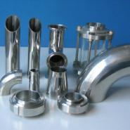 供应不锈钢卫生级阀门管件卫生级弯头