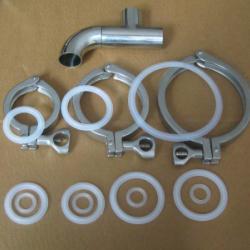 供應不鏽鋼卡箍、精鑄卡箍、快裝卡箍