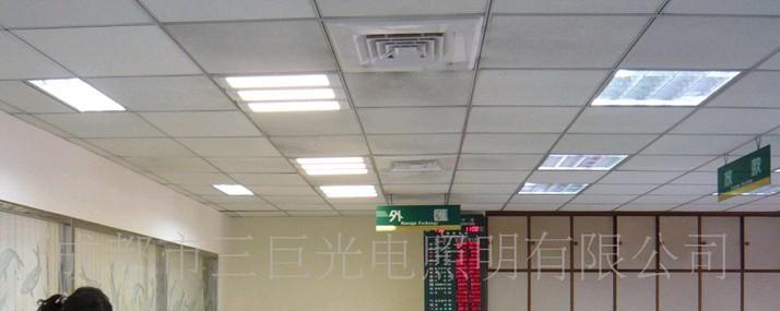 供应成都LED格栅灯批发