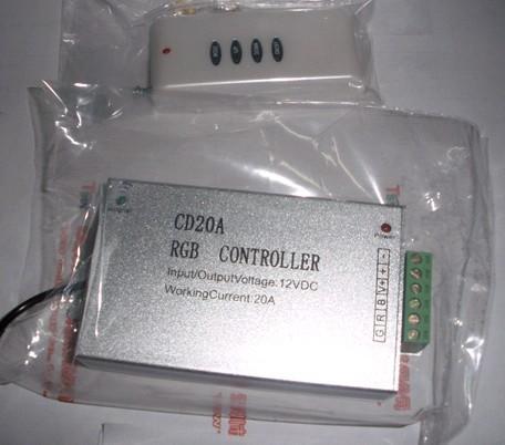 带遥控LED灯控制器图片/带遥控LED灯控制器样板图 (2)