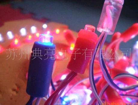 供应HHX品牌led外露灯串/HHX广告LED模组