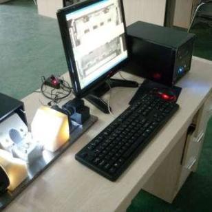 连接器变压器视觉自动检测仪图片