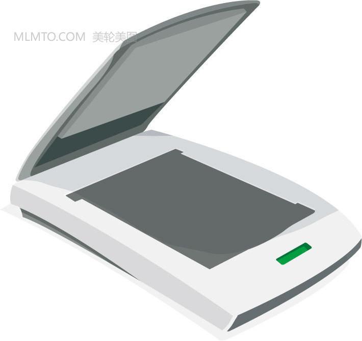 扫描仪图片大全_富士通fi6125LA扫描仪产品图片1素材IT168扫描仪图片大全