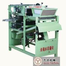 烟台育才食品机械制造有限公司 供应巴旦木脱皮机 ebd
